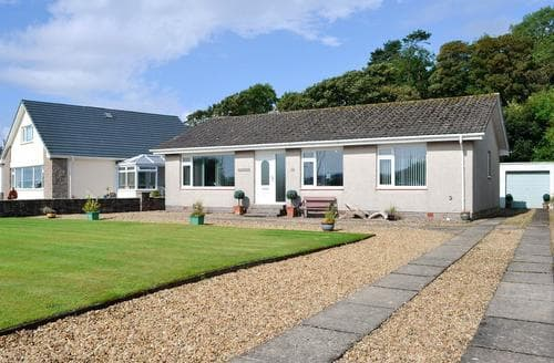 Last Minute Cottages - Cosy All Isle Of Cumbrae Cottage S85805