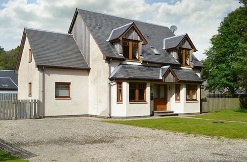 Big Cottages - Splendid Kingussie Cottage S86048
