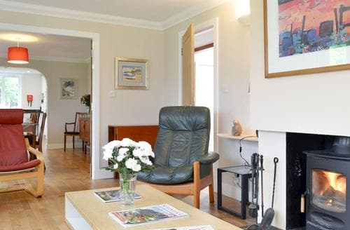 Last Minute Cottages - Luxury Fort William Cottage S87829