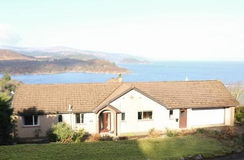 Big Cottages - Cosy Tarbert Cottage S89081