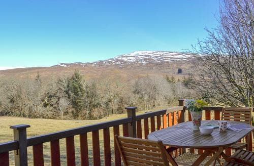 Last Minute Cottages - Inviting Spean Bridge Lodge S91112