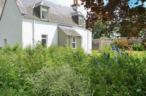 Last Minute Cottages - Splendid Strathpeffer Cottage S89545