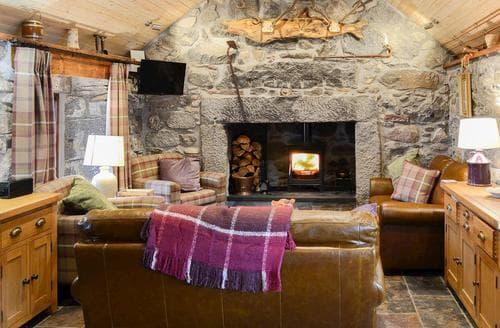 Big Cottages - Adorable Brora Cottage S90337