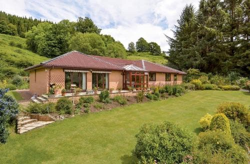 Big Cottages - Beautiful Pitlochry Cottage S92666