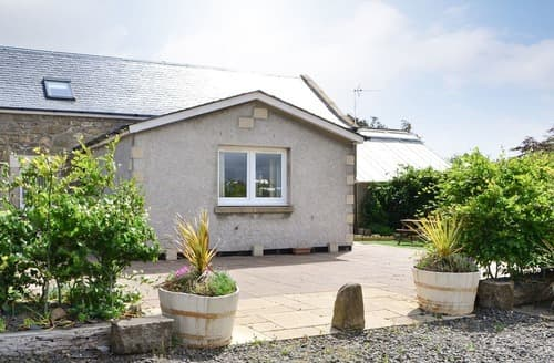 Big Cottages - Adorable Glasgow Lodge S94228