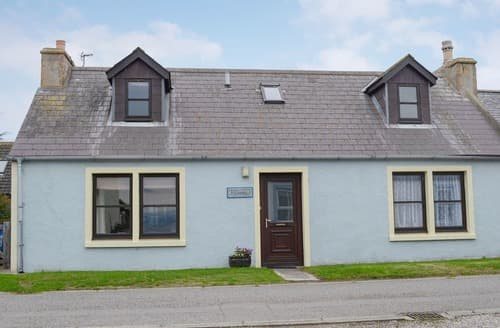 Big Cottages - Lovely Dornoch Cottage S94051