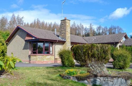 Big Cottages - Luxury Inverness Cottage S95013