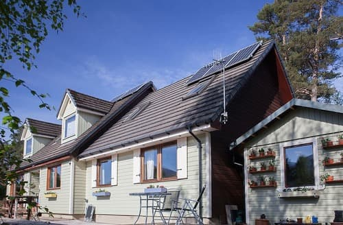 Last Minute Cottages - Gorgeous Fort William Lodge S98876