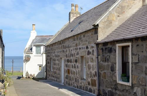 Big Cottages - Delightful Buckie Cottage S101609
