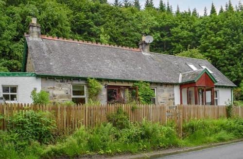 Big Cottages - Captivating Pitlochry Cottage S105462