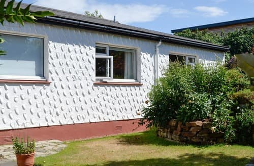 Last Minute Cottages - Charming Ayr Cottage S113688