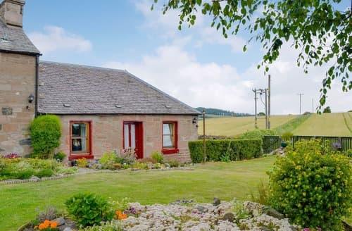 Last Minute Cottages - Charming Blairgowrie Cottage S114312