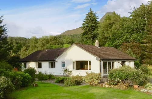 Last Minute Cottages - Splendid Glencoe Cottage S114657