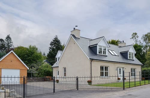 Big Cottages - Tasteful Ballater Cottage S121189