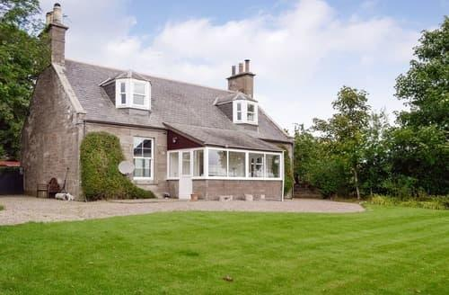 Last Minute Cottages - Charming Banchory Cottage S121757