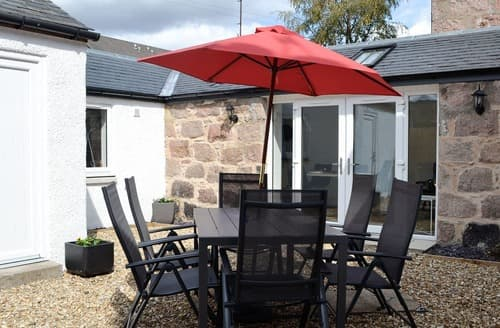 Last Minute Cottages - Captivating Ballater Cottage S121834