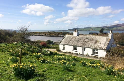 Last Minute Cottages - Captivating Kirkcudbright Cottage S123013