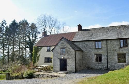 Big Cottages - Adorable Llandrindod Wells Cottage S45522