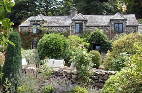 Big Cottages - Lovely Harlech Cottage S49939