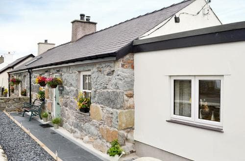 Last Minute Cottages - Inviting Caernarfon Cottage S50300