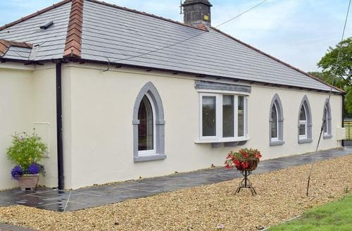 Big Cottages - Wonderful Tenby Lodge S57458