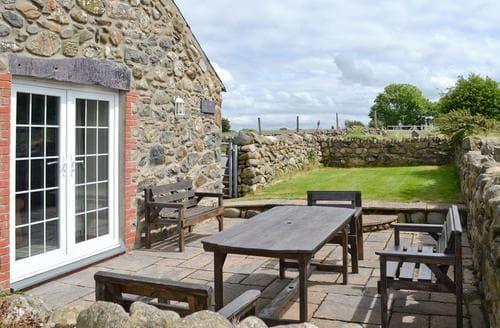Last Minute Cottages - Lovely Pwllheli Cottage S59815