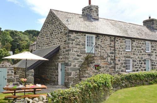 Big Cottages - Tasteful Barmouth Cottage S69871