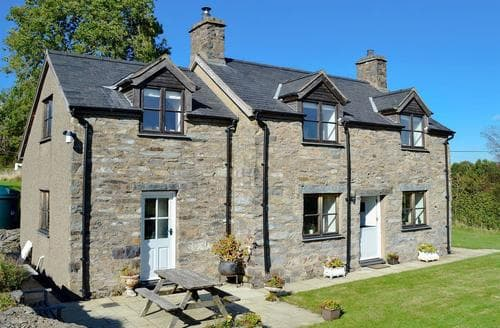 Big Cottages - Superb Betws Y Coed Cottage S71424