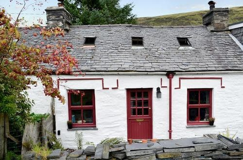 Dog Friendly Cottages - Inviting Dolwyddelan And Penmachno Cottage S73219