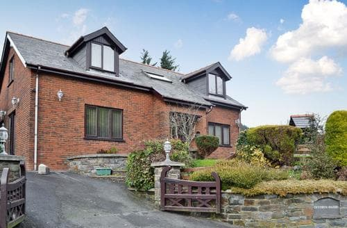 Big Cottages - Beautiful Tregaron And The Cambrian Mountains Cottage S73971