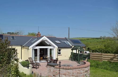 Big Cottages - Adorable Fishguard Cottage S75592