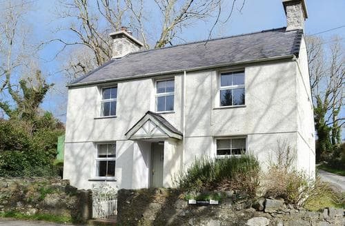 Big Cottages - Attractive Nefyn Cottage S78809