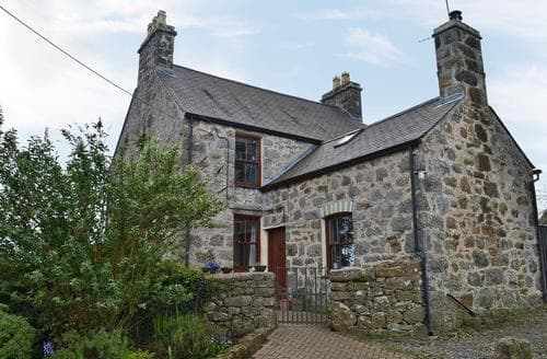 Big Cottages - Charming Benllech Cottage S80381