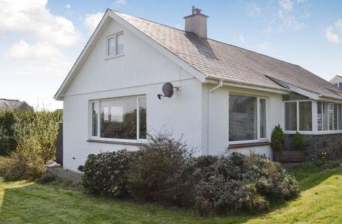 Big Cottages - Gorgeous Criccieth Cottage S79437