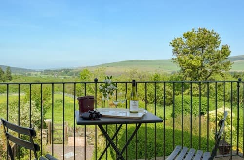 Big Cottages - Superb Preseli Hills Cottage S82813