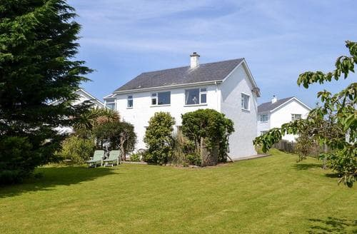 Big Cottages - Cosy Abersoch Cottage S83091