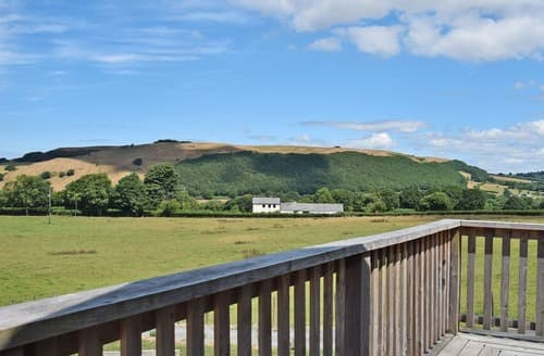 Last Minute Cottages - Cosy Tregaron And The Cambrian Mountains Cottage S84794