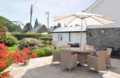 Big Cottages - Stunning Aberdovey Cottage S84270