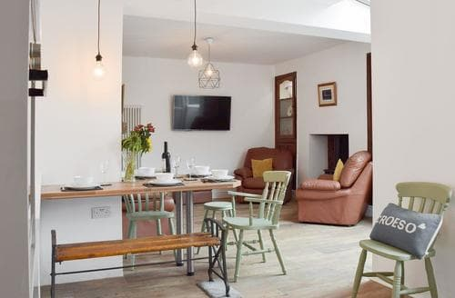 Big Cottages - Lovely Kidwelly Cottage S85557