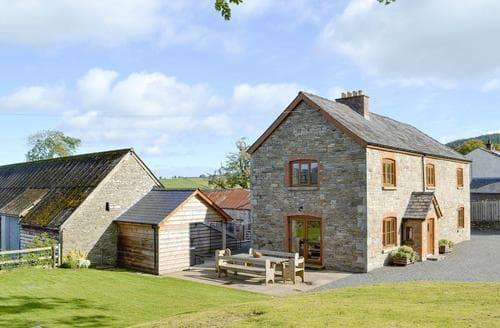Big Cottages - Splendid Llandrindod Wells Cottage S85910