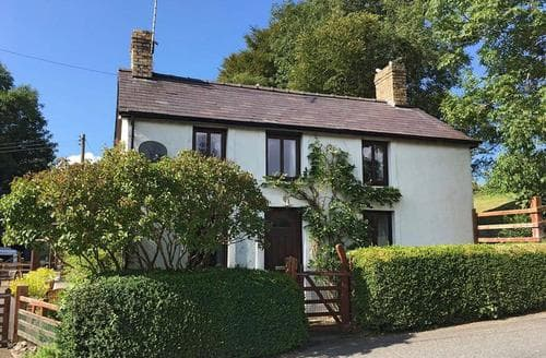 Big Cottages - Tasteful Tregaron And The Cambrian Mountains Cottage S90710