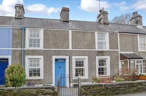 Big Cottages - Tasteful Porthmadog Cottage S98420