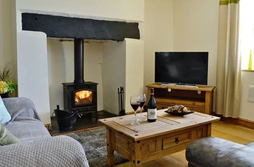 Big Cottages - Excellent Blaenau Ffestiniog Cottage S105427