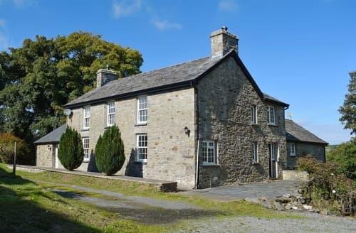 Big Cottages - Delightful Llandysul Cottage S122666