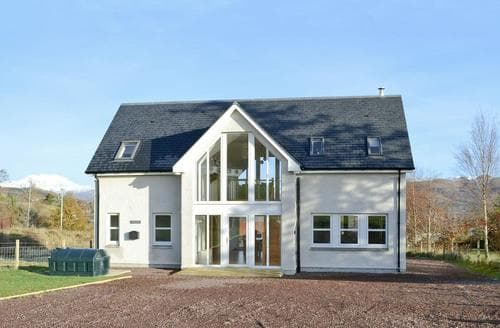 Big Cottages - Splendid Strathcarron Cottage S73878