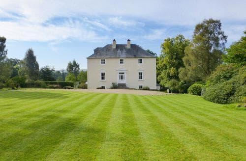 Big Cottages - Luxury Ayr Cottage S74711