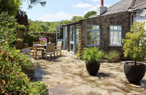 Last Minute Cottages - Superb Dartmouth Cottage S74706