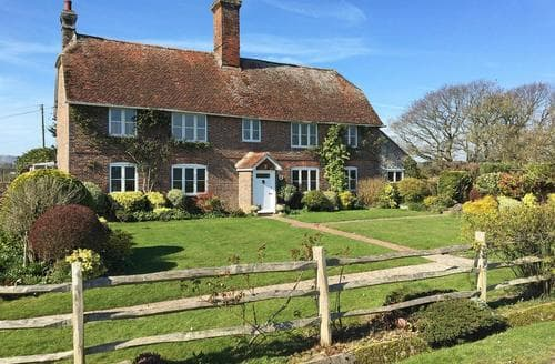 Big Cottages - Splendid Eastbourne Lodge S78038