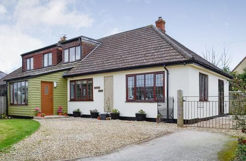 Last Minute Cottages - Splendid Shaftesbury Lodge S78807
