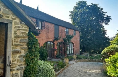 Last Minute Cottages - Splendid Hereford Cottage S89069